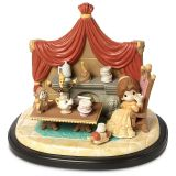 Belle Be Our Guest Limited Edition Figurine by Precious Moments