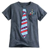 Mickey Mouse and Friends Workplace Tee for Boys
