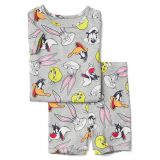 babyGap &#124 Looney Tunes short sleep set