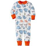 Dr. Seuss Baby Sleepers In Pure Organic Cotton
