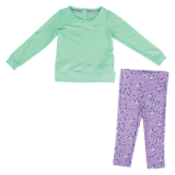 Nike Sport Essentials Tunic With Leggings Set - Girls Infant