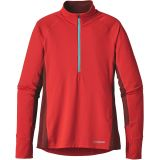 Patagonia All Weather Zip-Neck Shirt - Womens