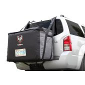 Rightline Gear Cargo Saddlebag with Car Clips and Cable Lock Bundle