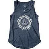 Roxy Womens Mandala Beach Open Back Tank Top