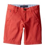 Chester Twill Shorts with Oxford (Toddler/Little Kids)