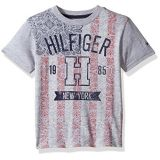 Tommy Hilfiger Boys Hibiscus Tee