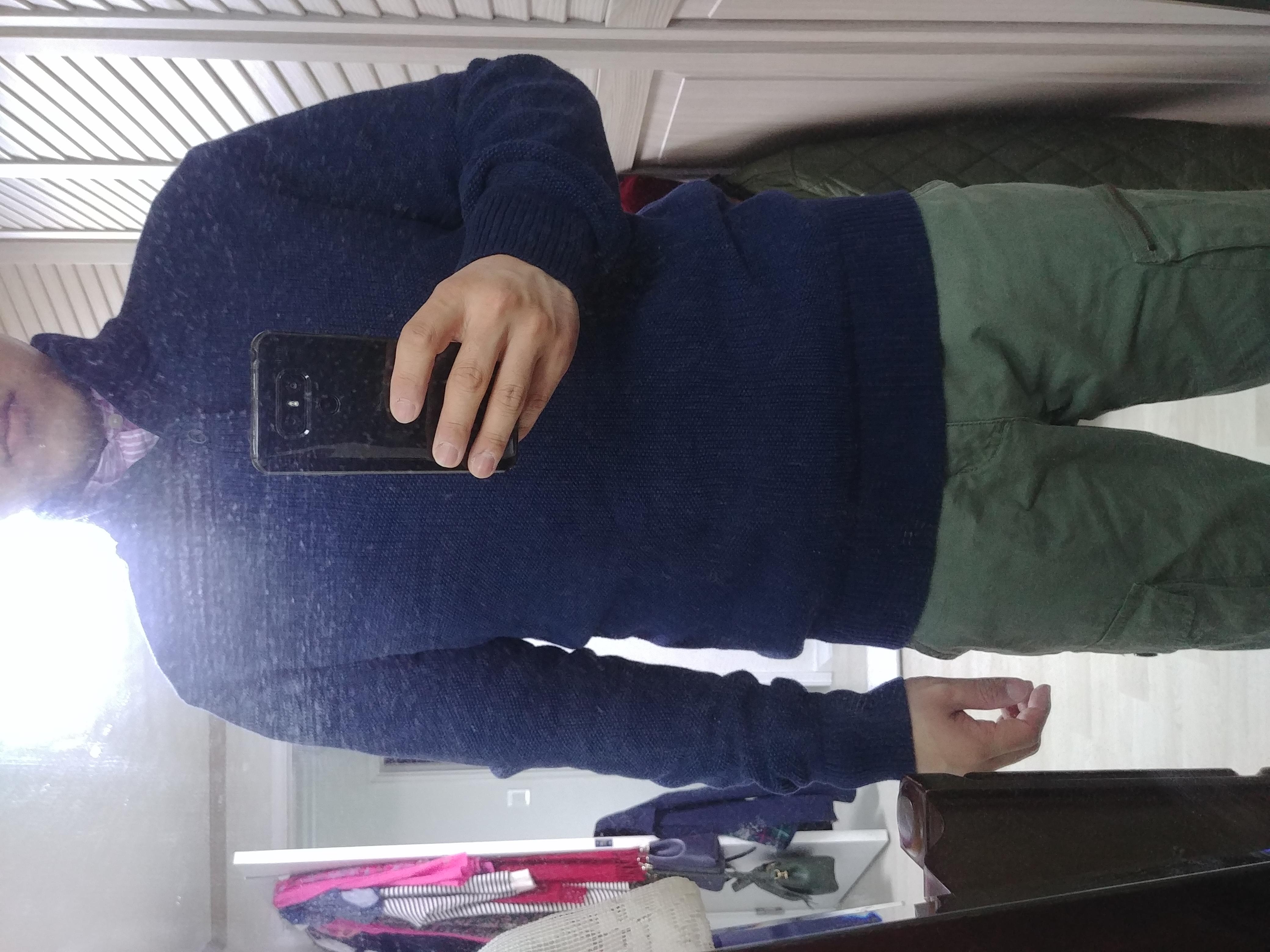 Tony Perotti Sandals Evan Brown Cokelat Tua 40 Size Regular M